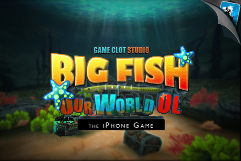 Screenshot Big Fish 3D