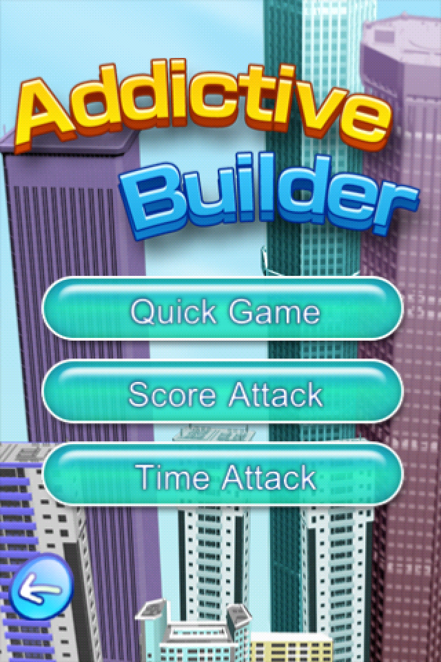 Screenshot Addictive Builder Lite